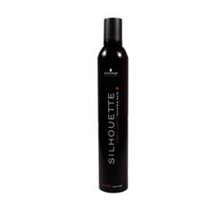 Безупречный мусс для волос ультрасильной фиксации Schwarzkopf Silhouette Mousse Super Hold