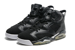 Air Jordan 6 Retro 'Black/White'