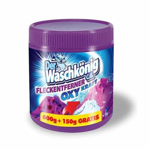 Пятновыводитель Der Waschkönig C.G. Fleckentferner – stain remover powder 750 гр