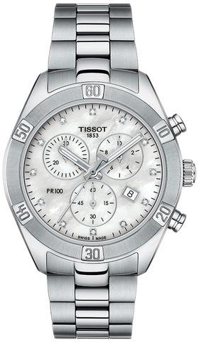 Часы женские Tissot T101.917.11.116.00  T-Lady