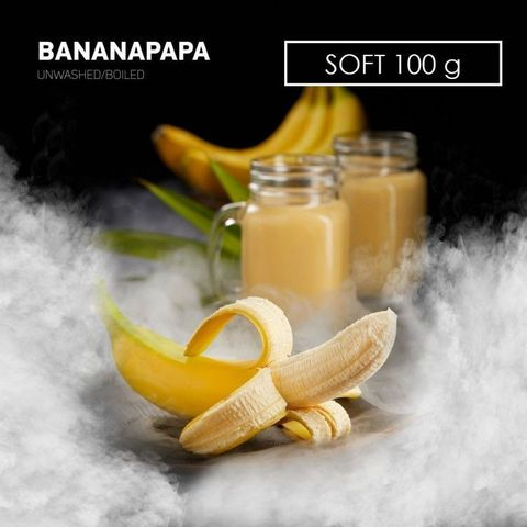 Табак Dark Side 100 г SOFT BananaPapa