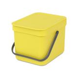 Ведро для мусора SORT&GO 6л, артикул 109683, производитель - Brabantia
