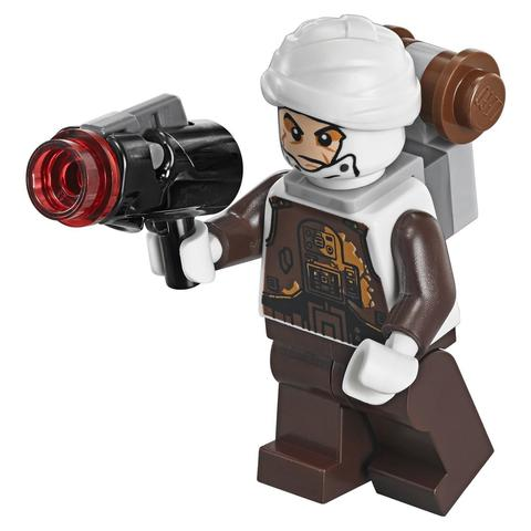 LEGO Star Wars: Спидер охотников за головами 75167 — Bounty Hunter Speeder Bike Battle Pack — Лего Звездные войны Стар Ворз
