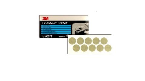 3М Наждачный цветок 5мк 50079 (серый)