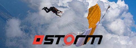 Основной парашют Storm