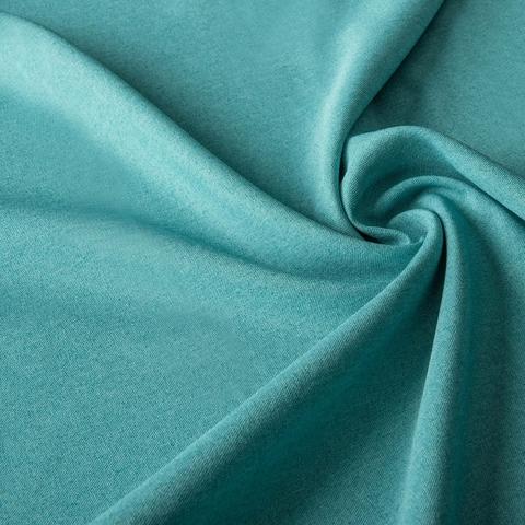 Ткань рогожка Джейн бирюзовый
