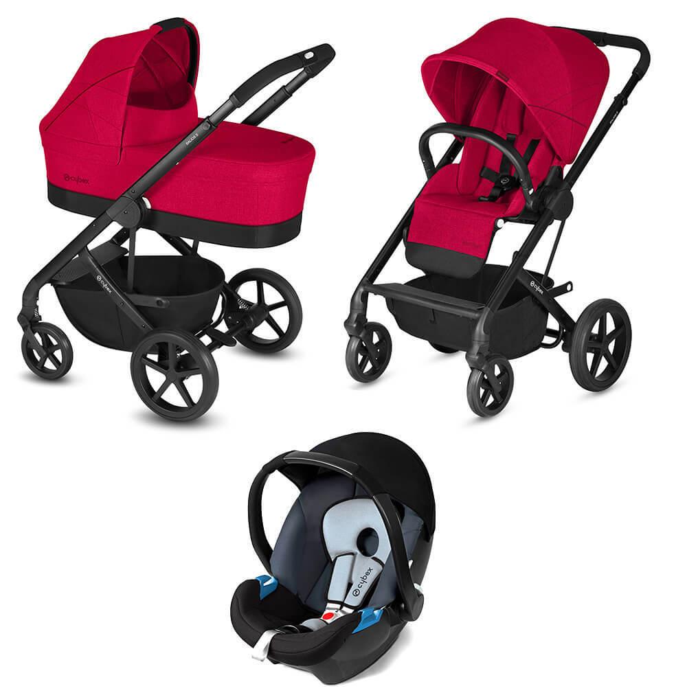 Cybex Balios S 3 в 1 Детская коляска Cybex Balios S 3 в 1 Rebel Red cybex-balios-s-3-in-1-rebel-red.jpg