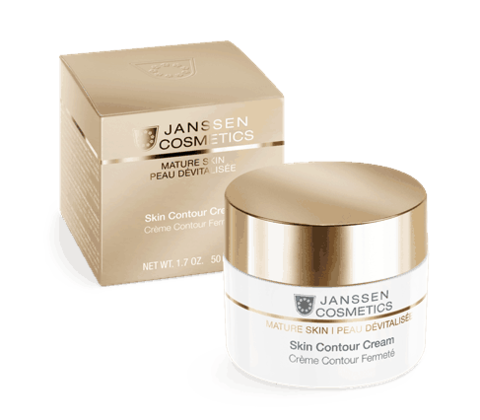 Лифтинг-крем Skin Contour Cream, Mature Skin, Janssen Cosmetics, 50 мл