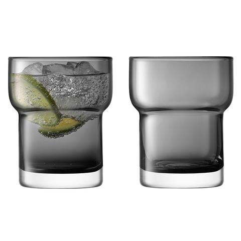Набор из 2 стаканов «Utility», 300 мл серый
