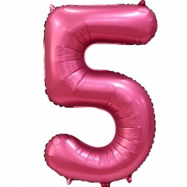 Шары цифры Шар цифра сатин 5 розовая 143454878_w640_h640_shar-tsifra-5.jpg