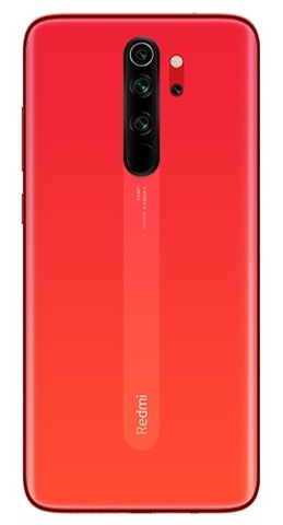 Смартфон Xiaomi Redmi Note 8 Pro 6/64GB Orange EU (Global Version)
