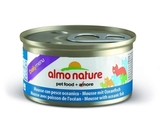 Almo Nature Daili Menu Mousse Oceanic fish Консервы для кошек