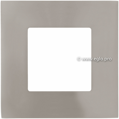 Панель светодиодная ультратонкая встраиваемая Eglo FUEVA 1 95466