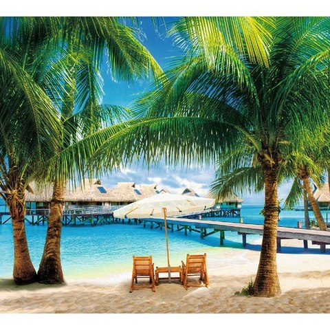 Мальдивы 294x260 см