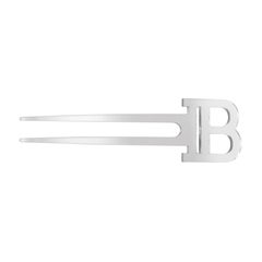 Balmain Hair Прозрачная Заколка-гребень Лимитированная Коллекция Осень-Зима 2019