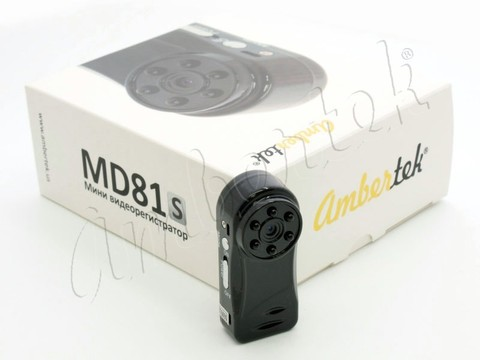 Ambertek MD81S мини видеорегистратор