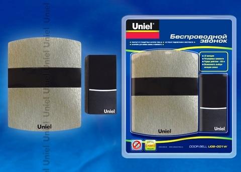 Uniel Звонок UDB-001W-R1T1-DS