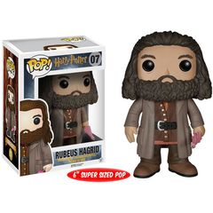 Funko POP Movies: Harry Potter - Rubeus Hagrid 6