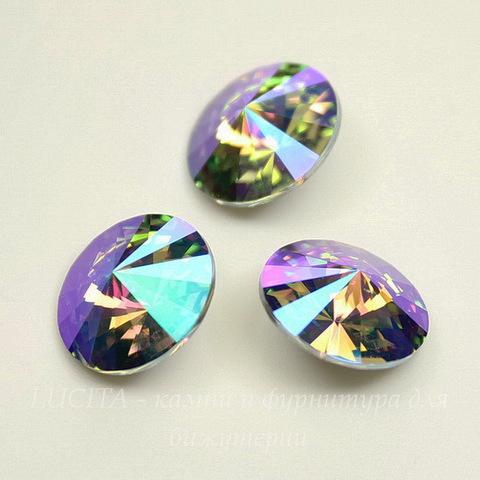 1122 Rivoli Ювелирные стразы Сваровски Crystal Paradise Shine (SS47) 10,54-10,9 мм (Картинка1)