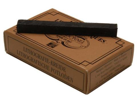 Карандаши литографические Lefranc&Bourgeois Copal, упаковка 12 шт