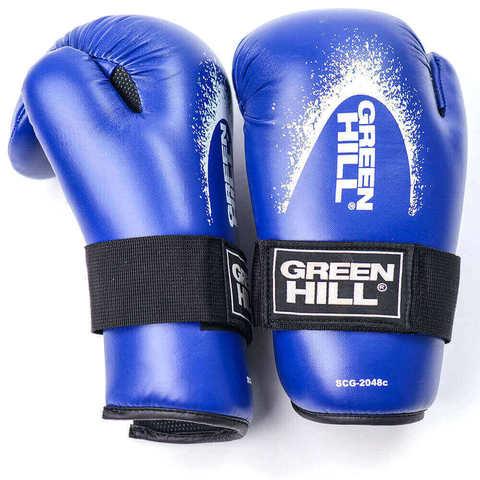 Накладки для карате 7-contact Green Hill