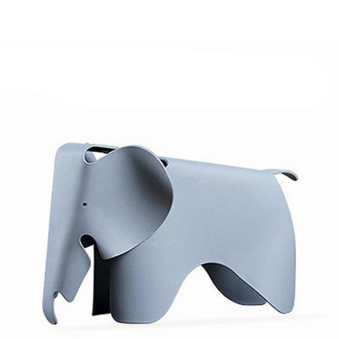 Детский стул Eames Elephant by Vitra (серый)