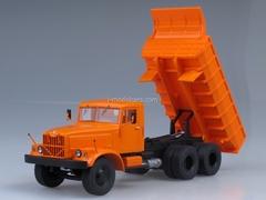 KRAZ-256B Tipper orange 1:43 Start Scale Models (SSM)