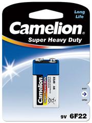 Батарейки Camelion 6F22 (BL)(Blue)