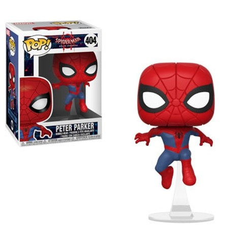 Фигурка Funko POP! Bobble: Marvel: Animated Spider-Man: Spider-Man 34755