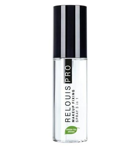 Relouis Pro Спрей-фиксатор макияжа Makeup Fixing Spray 3 в 1