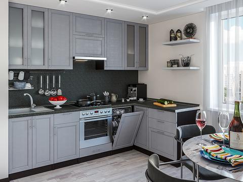 Кухонный гарнитур Сканди 2