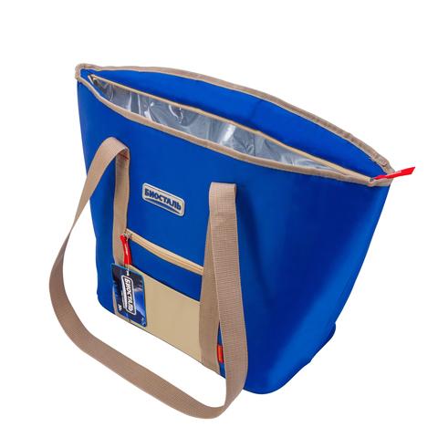 Термосумка Biostal Фэмили (30 л.), синяя