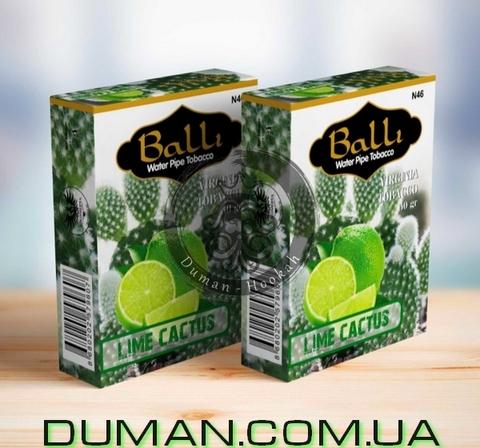 Табак Balli LIME CACTUS (Балли Лайм Кактус)