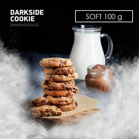 Табак Dark Side 100 г SOFT DARKSIDE COOKIE