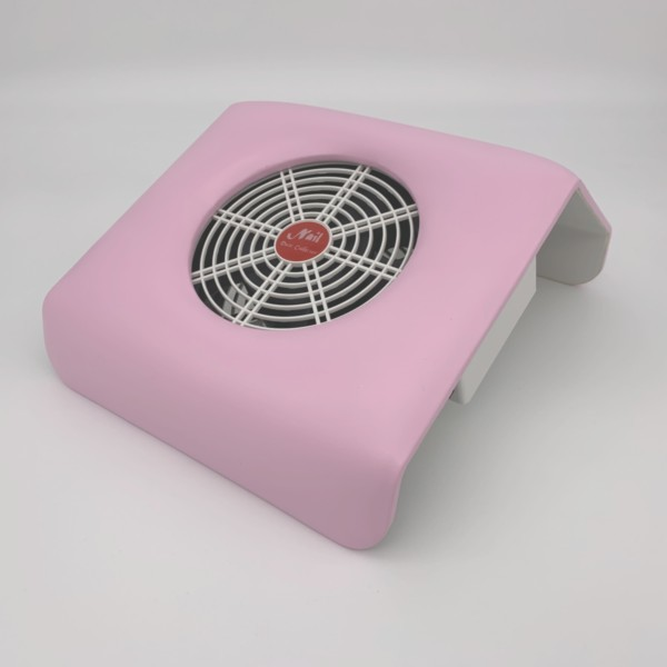 Пылесос для маникюра малый , розовый фото