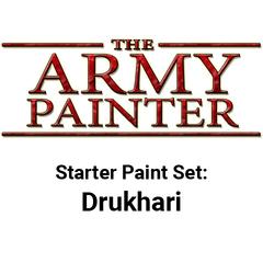 Базовый комплект красок Army Painter: Drukhari