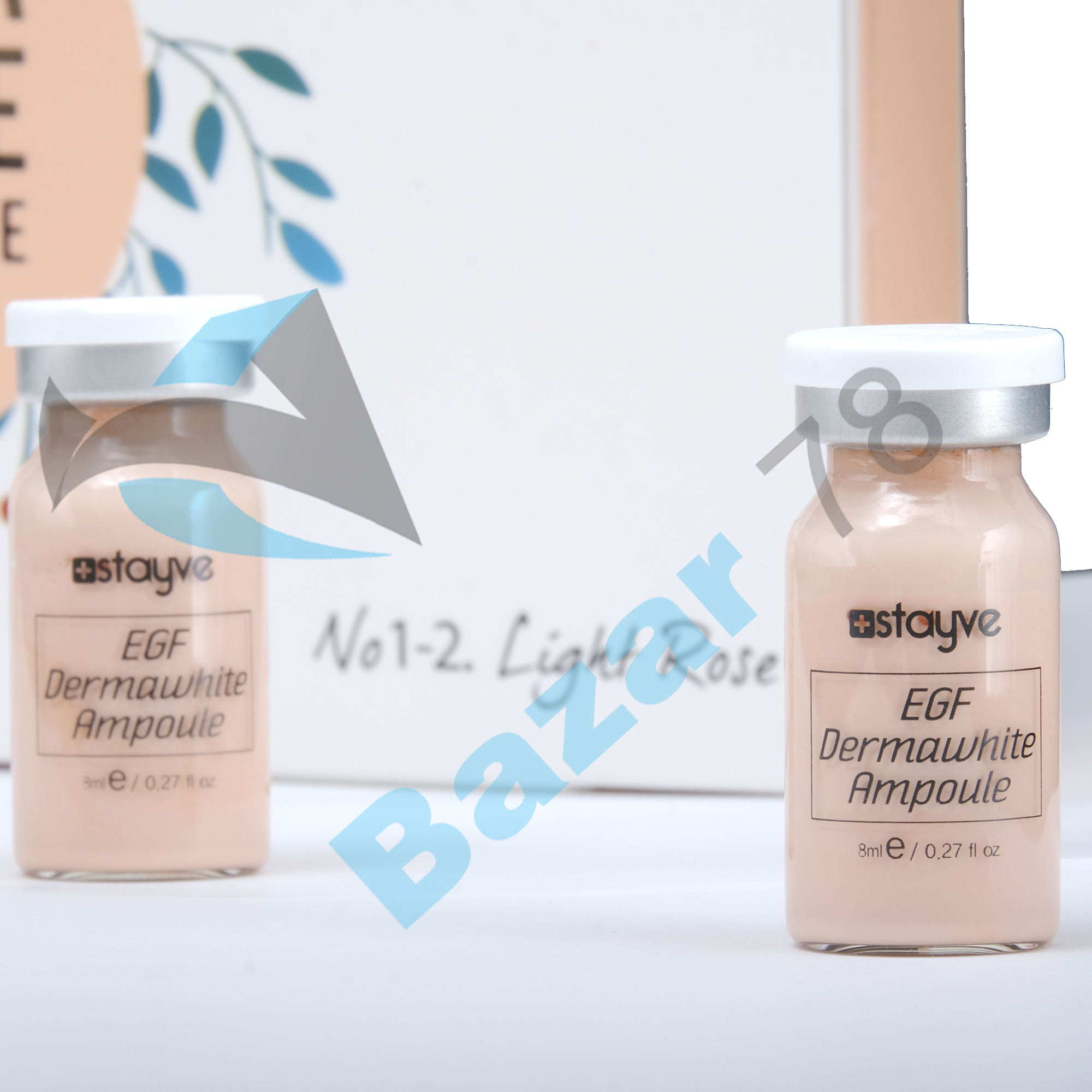 BB сыворотка STAYVE Dermawhite 1-2 Light Rose