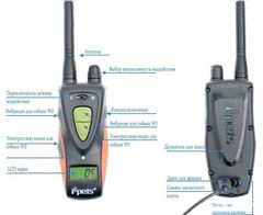 Электронный ошейник iPETS PET 617