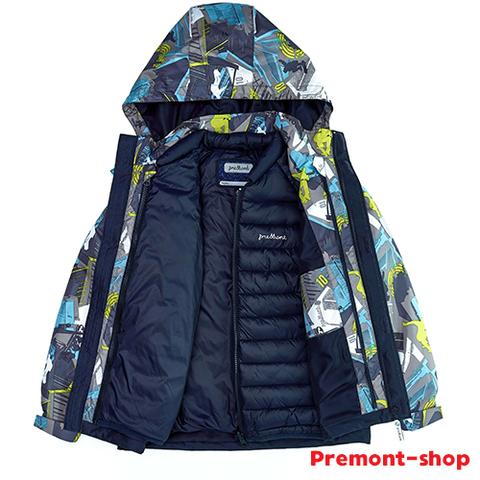 Демисезонная куртка Premont Парк Миллениум SP92601