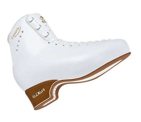 Ботинки для фигурного катания  EDEA Concerto (white/белый)