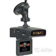 Видеорегистратор MYSTERY MRD-820HDVS без антирадара