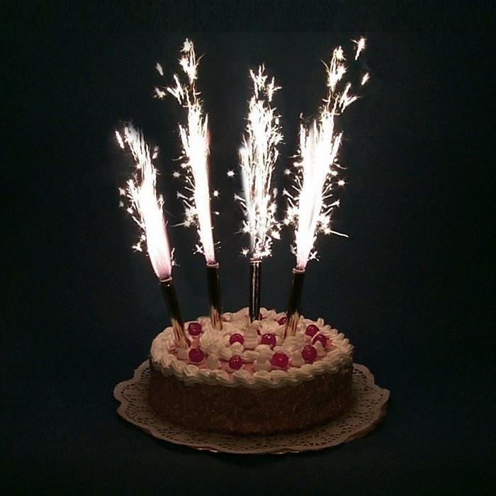 Набор тортовых свечей