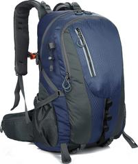 Спортивный рюкзак Feelpioneer D-402 Темно-синий 40L