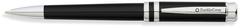Шариковая ручка FranklinCovey Freemont. Цвет - черный.