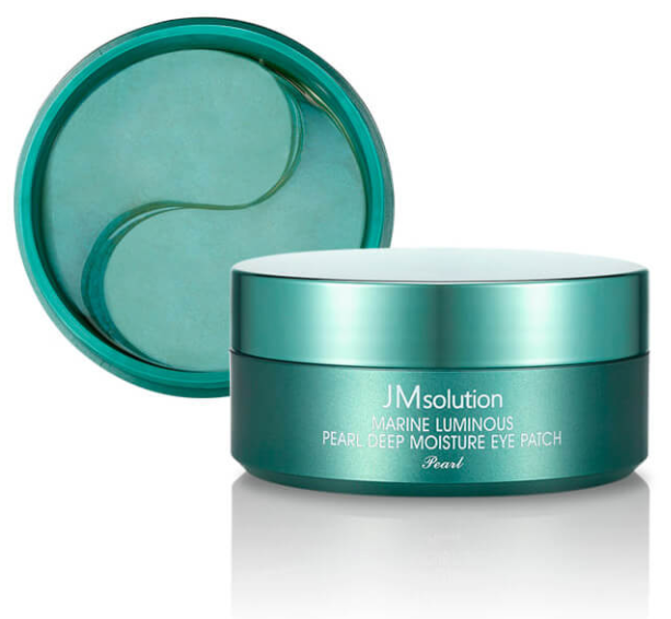 JMsolution Marine Luminous Pearl Deep Moisture Eye Patch патчи для глаз
