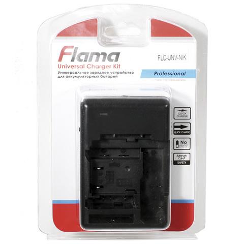 Универсальное зарядное устройство для аккумуляторов Flama FLC-UNV-NIK для Nikon