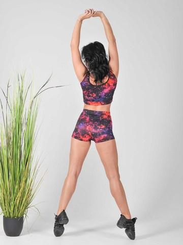 Шорты для танцев и фитнеса