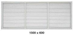 Решетка радиаторная 1500*600мм Эра П15060Р