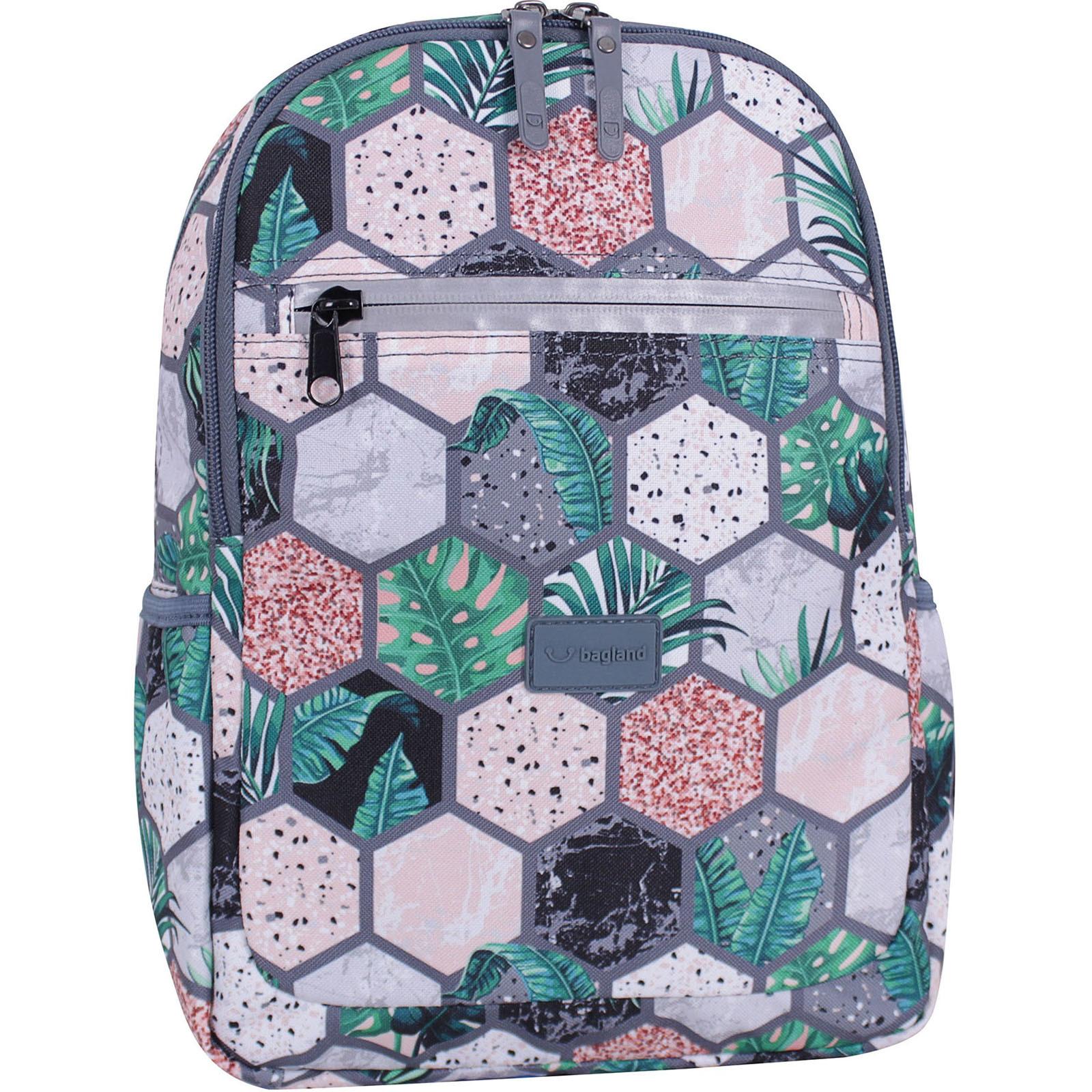 Детские рюкзаки Рюкзак Bagland Young 13 л. сублімація 757 (00510664) IMG_1589суб.757.JPG