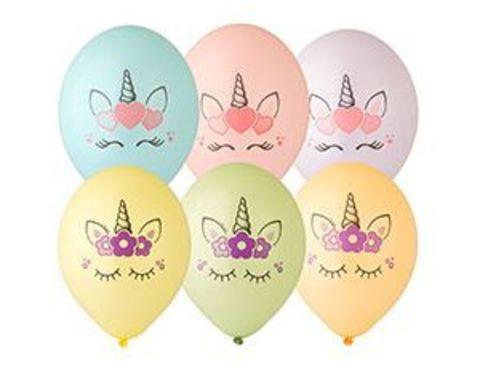 Воздушные шары Единорог спящий
